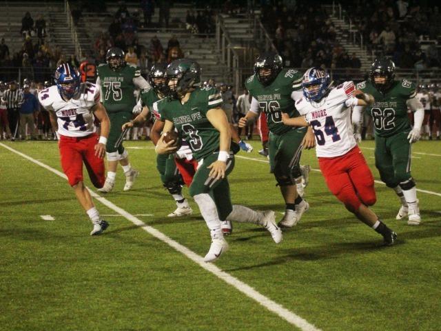 Santa Fe falls in State Semifinals