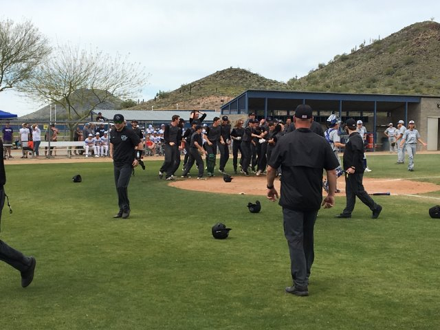 Image for Wolves Win in Walk-Off Fashion Over IMG Academy
