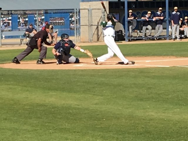 Image for Edmond Santa Fe Wolves Varsity Claims Lead in Fifth Inning to Defeat Bentonville West