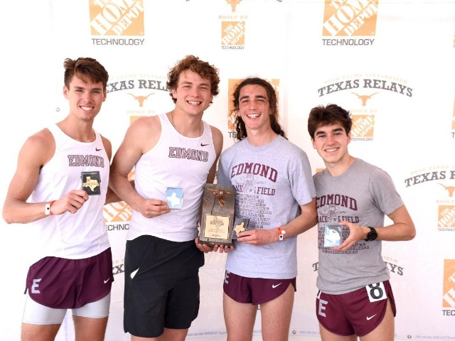 Memorial's quartet finishes first out of 38 national teams