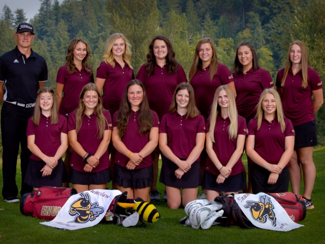 Hornet Girls Golf beats Auburn Mountainview