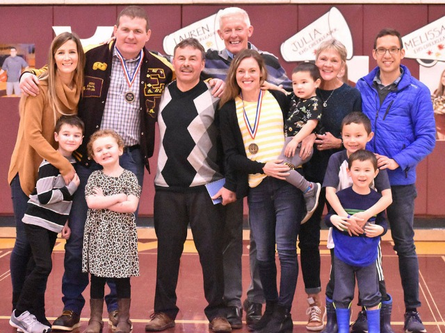 Enumclaw High adds two to Athletic Hall of Fame