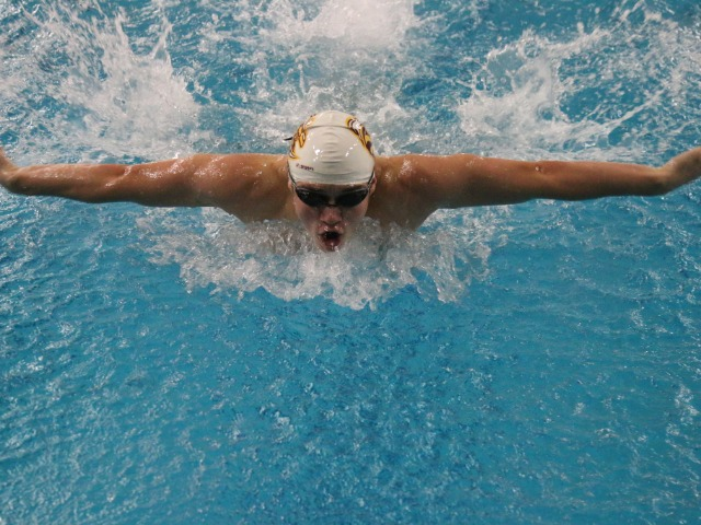 Hornets swim and dive takes down Jefferson in battle of League Leaders