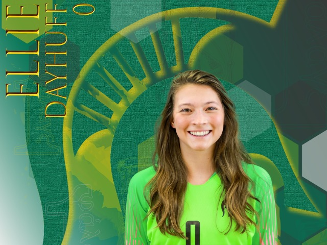 roster photo for Ellie Dayhuff