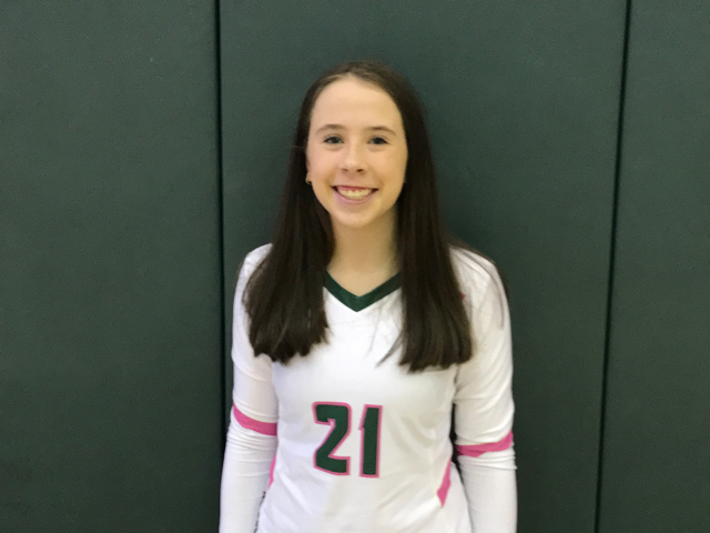 roster photo for Paige Parant