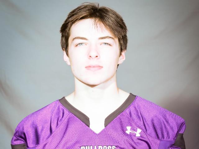 roster photo for Lucas Belchar