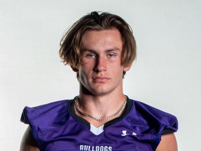 roster photo for Cross Garner