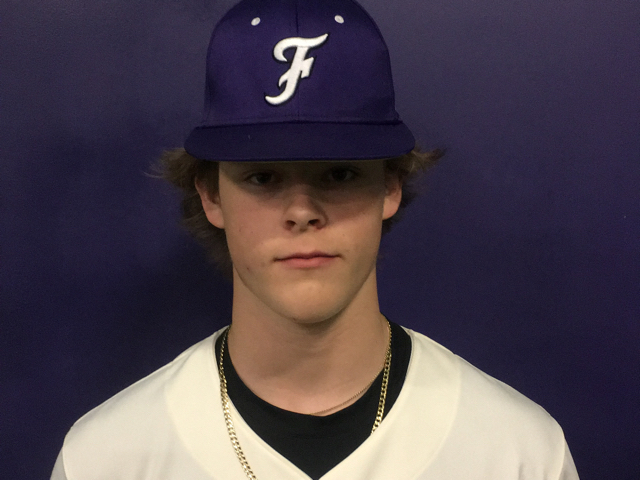 roster photo for Easton Frazier