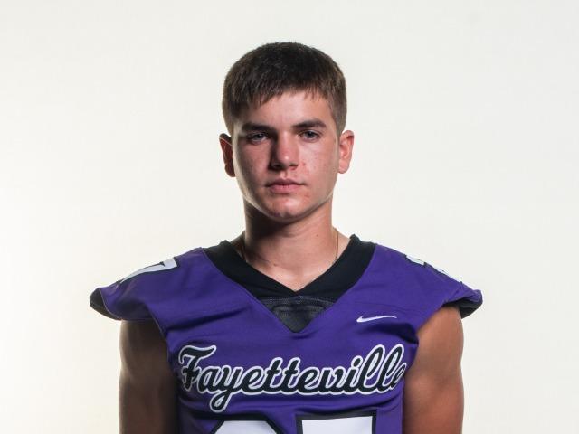 roster photo for Garrett  Lindley