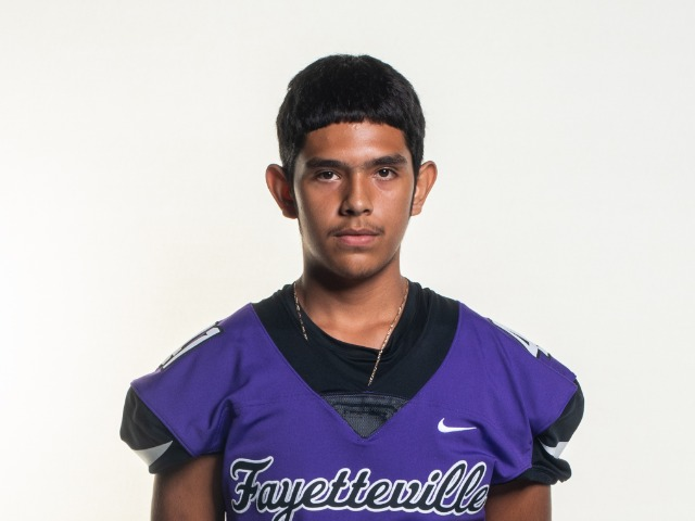 roster photo for Sergio Gallegos