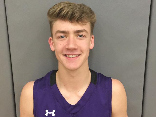 roster photo for Connor Barnett