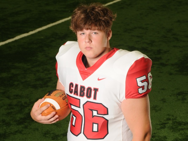 roster photo for Carson Gray