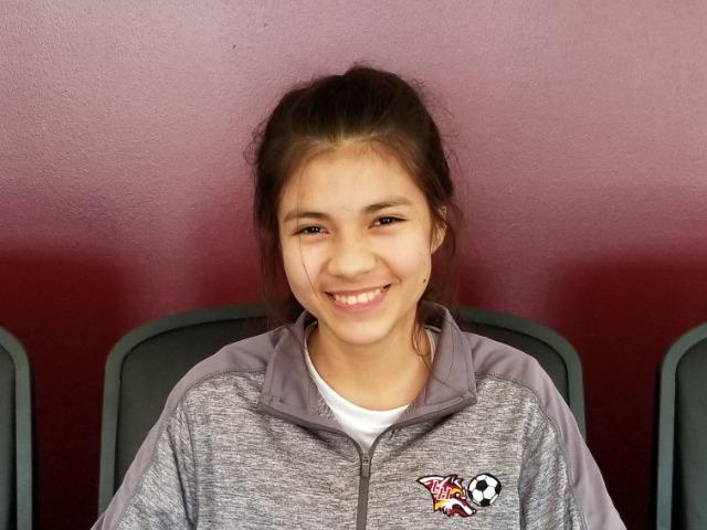 roster photo for Jasmin Argueta