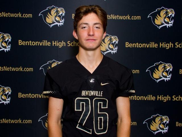 roster photo for Levi  Bennett