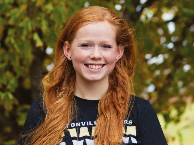 roster photo for Faith Pearrow