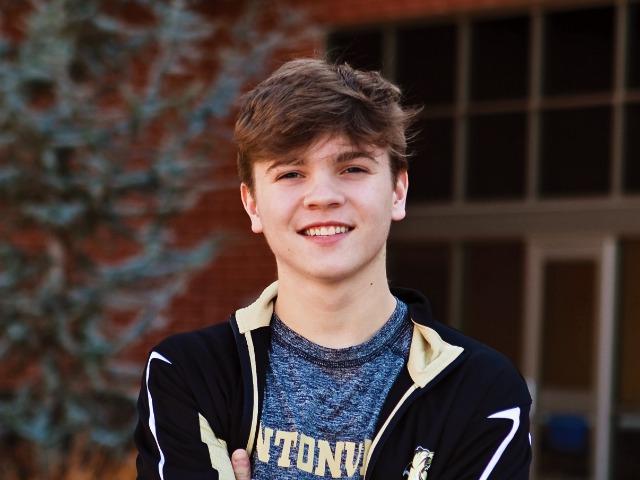 roster photo for Gavin Jernigan