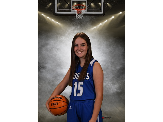 roster photo for Megan Treacy