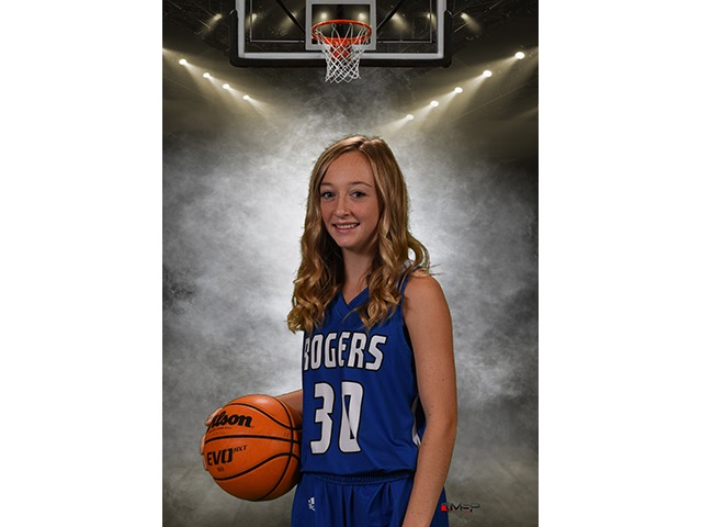 roster photo for Ashlyn Pursel
