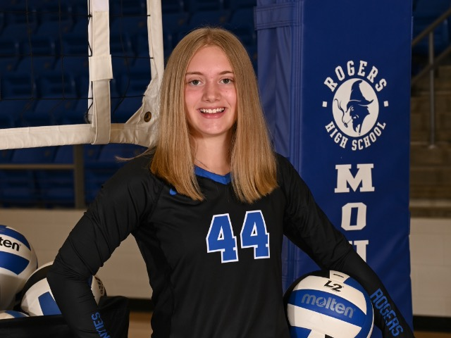 roster photo for Kaitlyn Brady