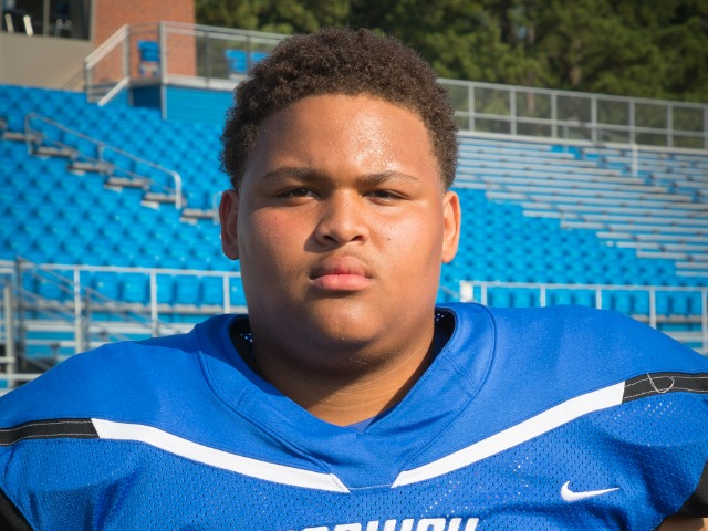 roster photo for Jeremiah Parks