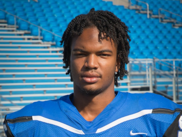 roster photo for Terrian Harris