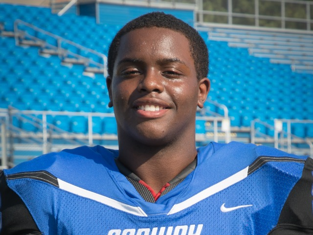roster photo for Levern Floyd