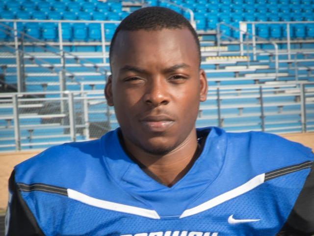 roster photo for Darius Washington