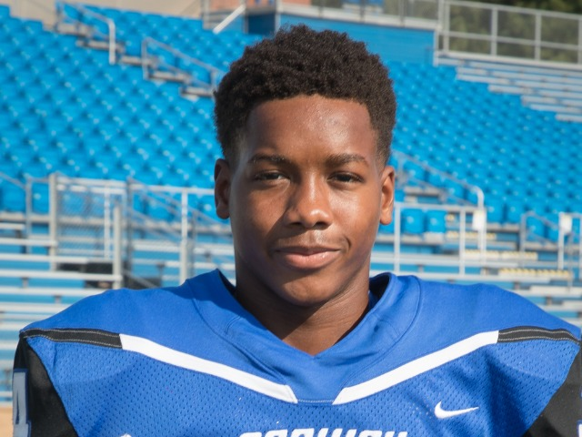 roster photo for DeWayne Smith
