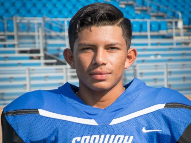 roster photo for Jason Cruz