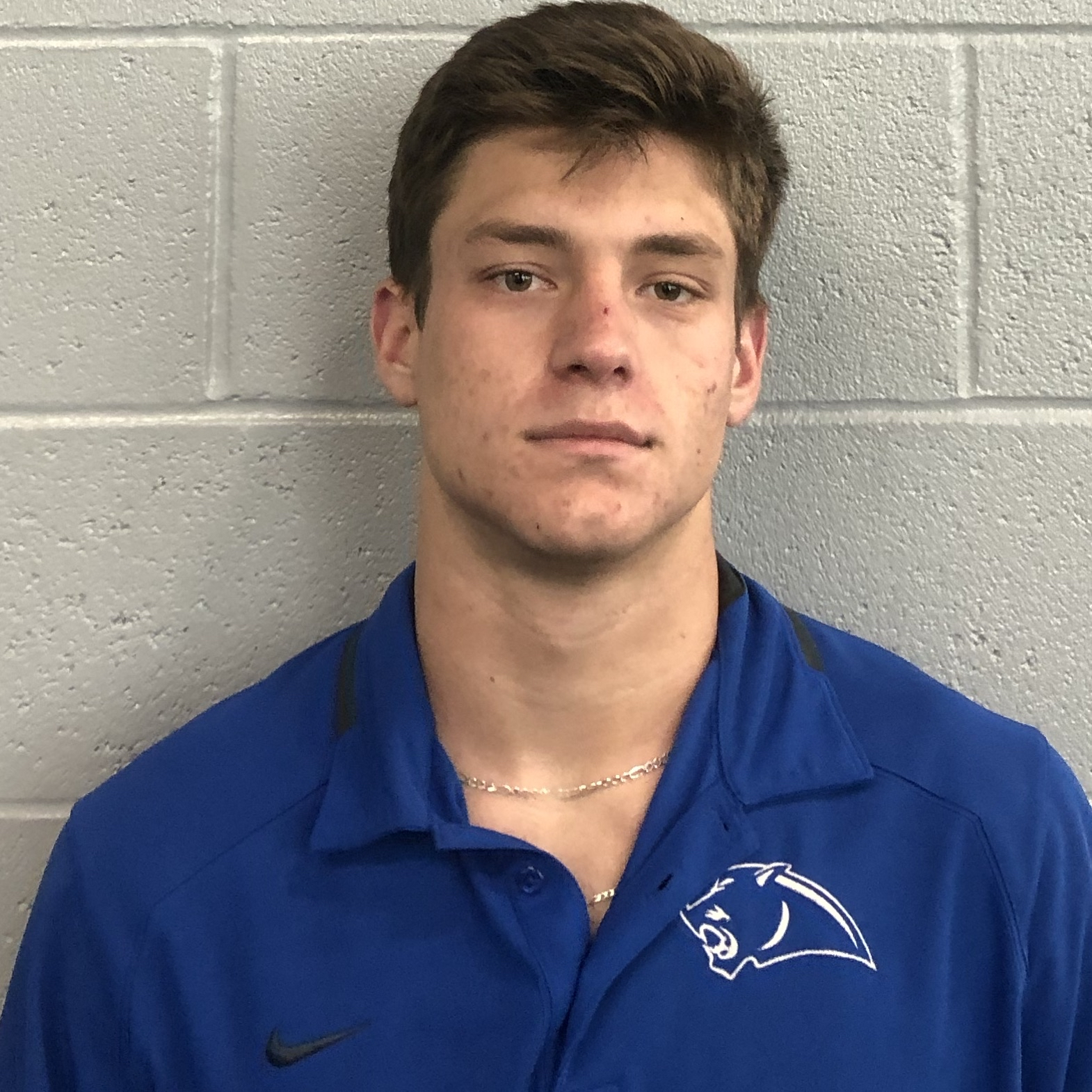 roster photo for Jacob Mathis