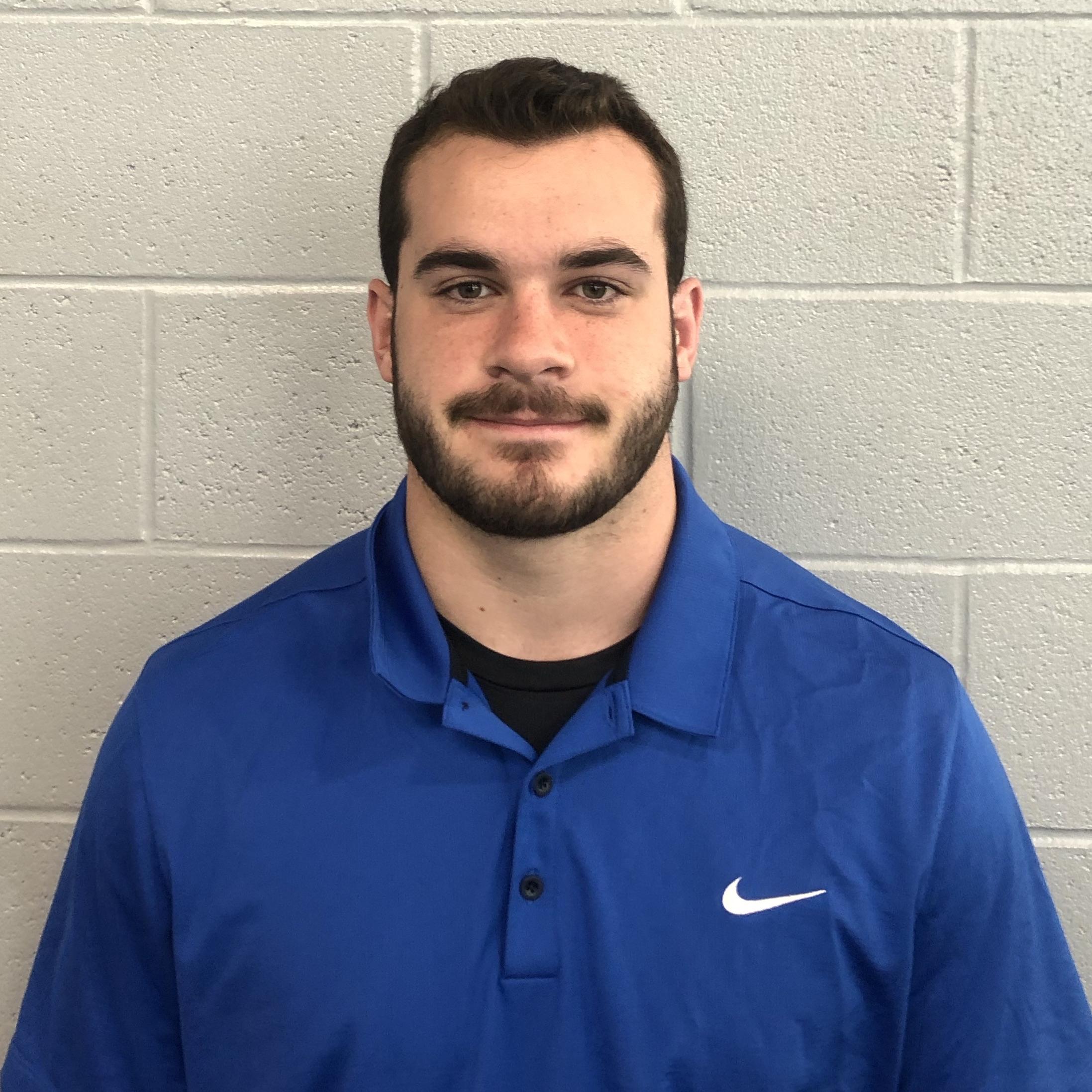 roster photo for Nick Huett