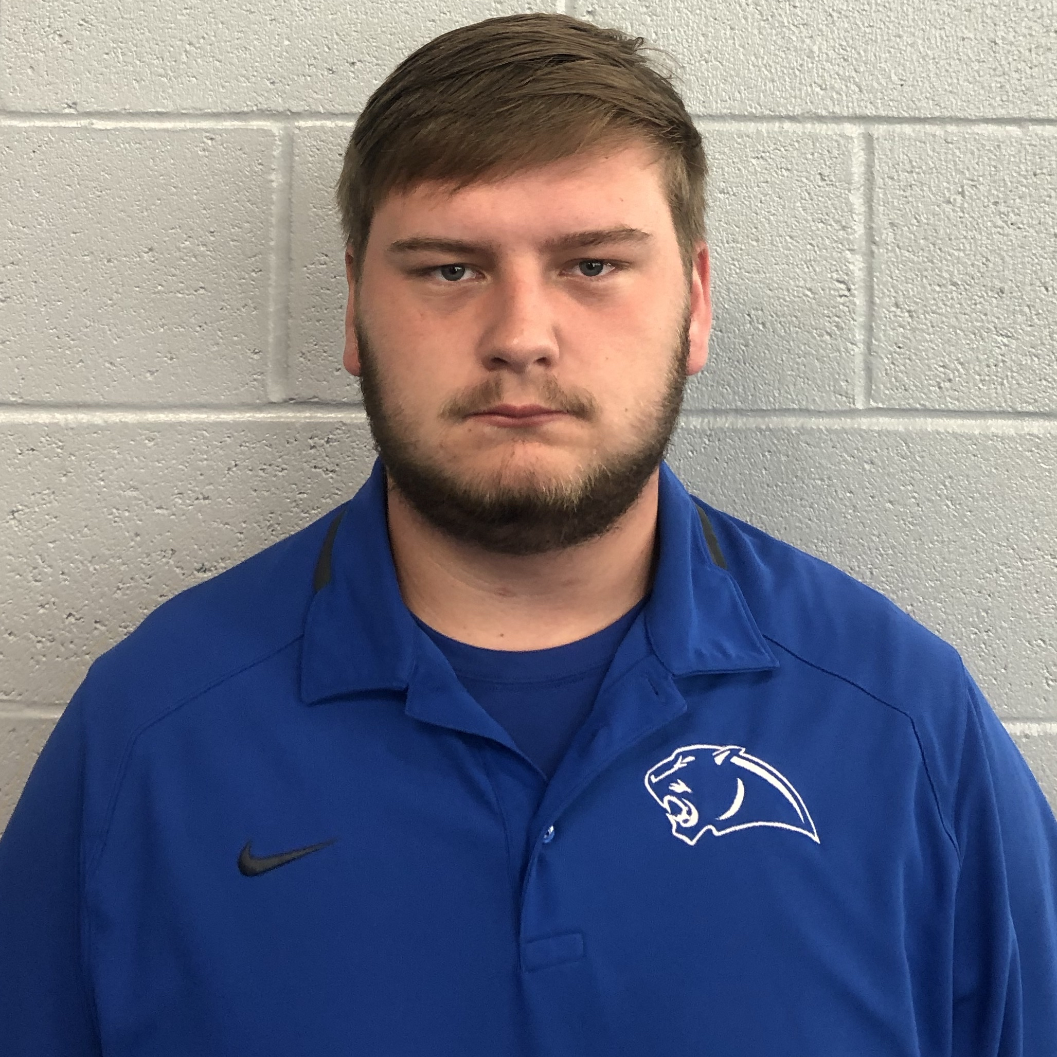roster photo for Nick Winberry
