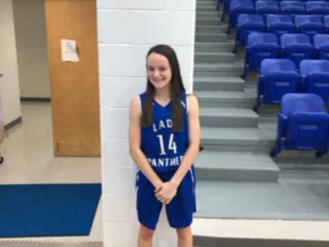roster photo for Kylie  Griffin