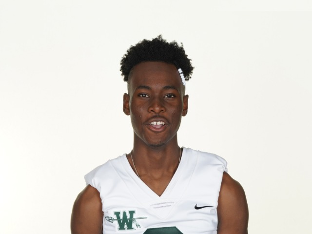 roster photo for Taevion Wofford