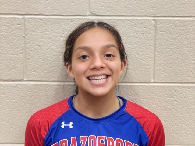 roster photo for Aubrey Martinez