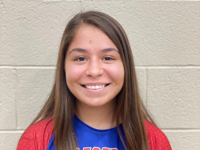roster photo for Cristina Zuniga