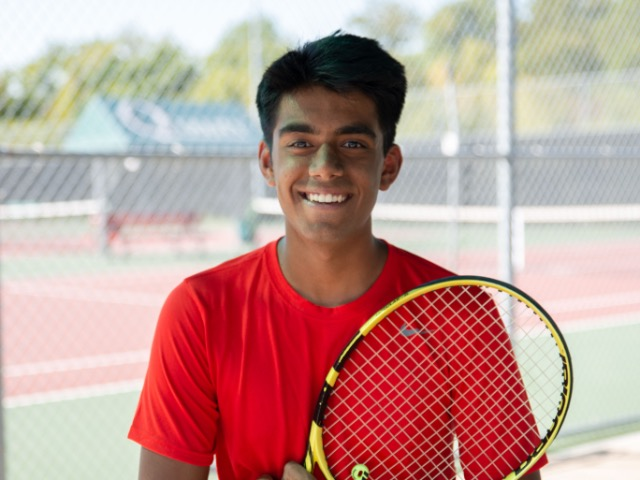 roster photo for Rohan Srinivasan