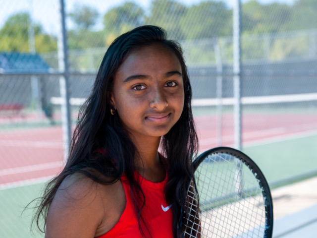 roster photo for Nandini Thallapareddy