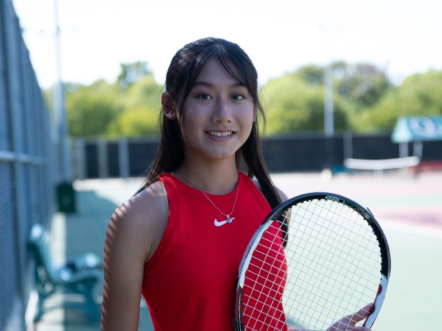 roster photo for Gabrielle Tian