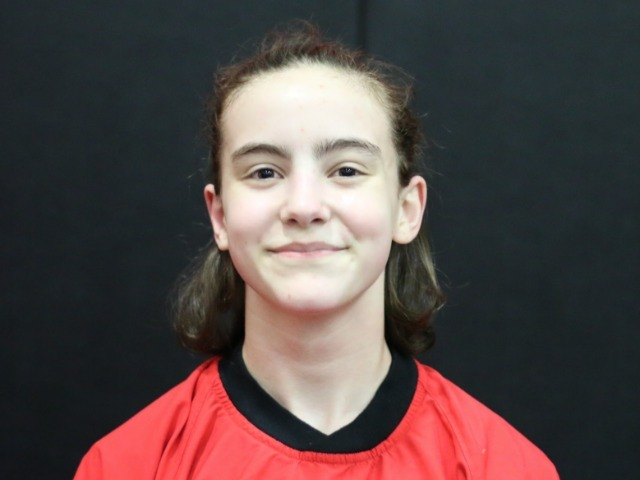 roster photo for Presley Carrell