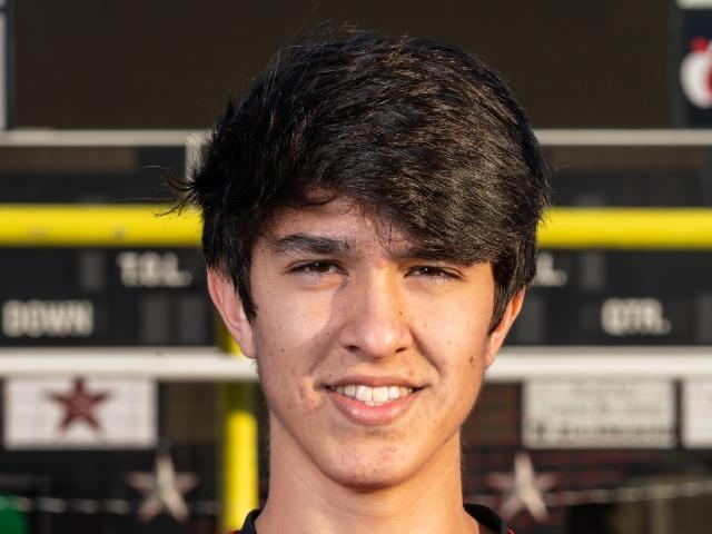 roster photo for Alex Salvo Villanueva