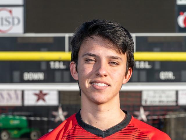 roster photo for Victor Salvo Villanueva