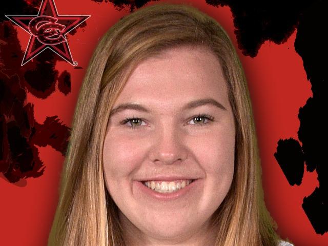 roster photo for Michaella Baker