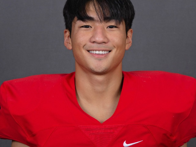 roster photo for Caleb Hong