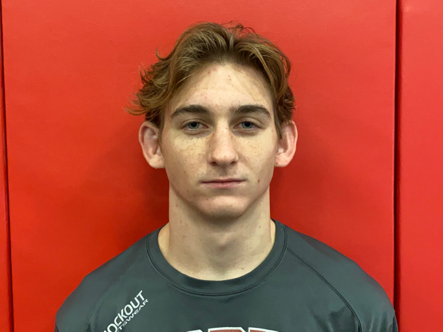 roster photo for Jarod Troup