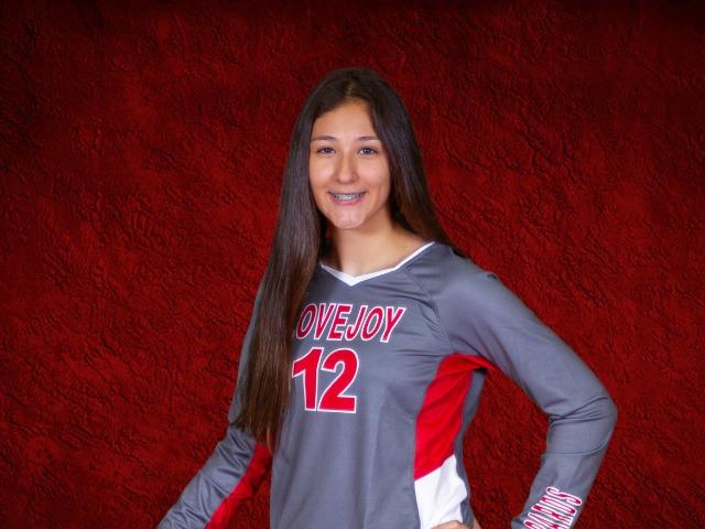 roster photo for Hannah Gonzalez