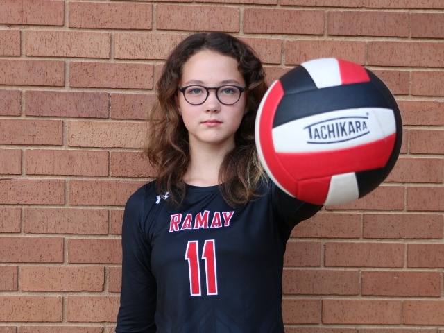 roster photo for Olivia Harrell