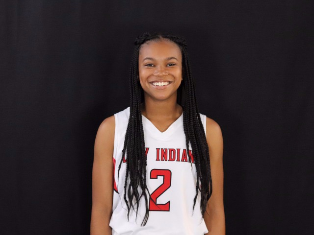 roster photo for Iyannah   Hinton