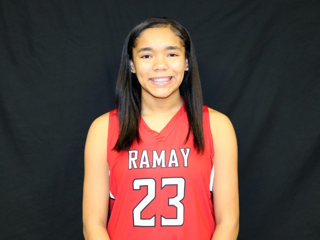 roster photo for Zariah Salley