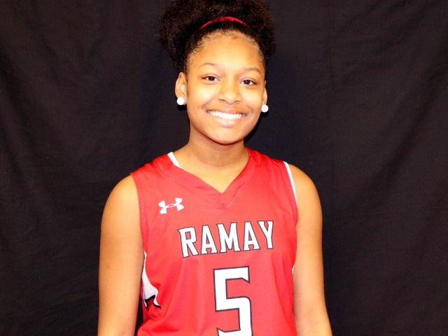 roster photo for Aaliyah Thompson